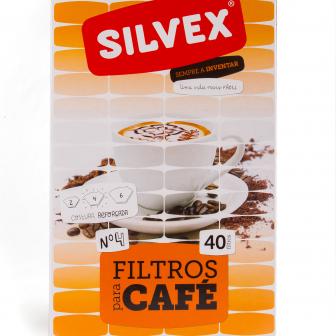 FILTROS PARA CAFÉ Nº4 (40 UNI)