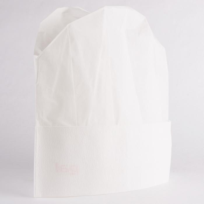 Redecillas de cocinero de papel (10 unidades)