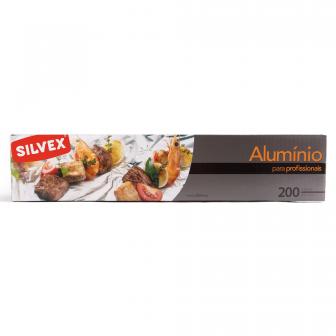 Papel de Aluminio Profesional Restauración, Super Resistente 200MTx45CM