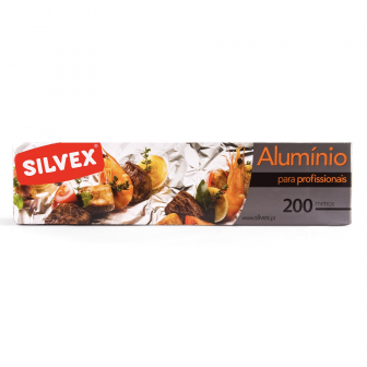SILVEX ALUMINIO 200MTX300MM IT