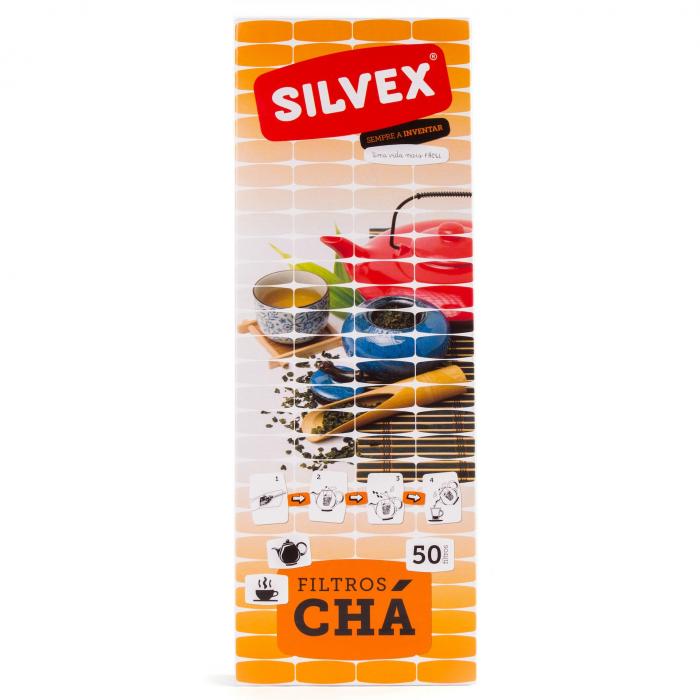 Tea filters (50 units)