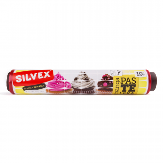 SILVEX SAC PASTELEIRO 23X46 RL C/10 IT