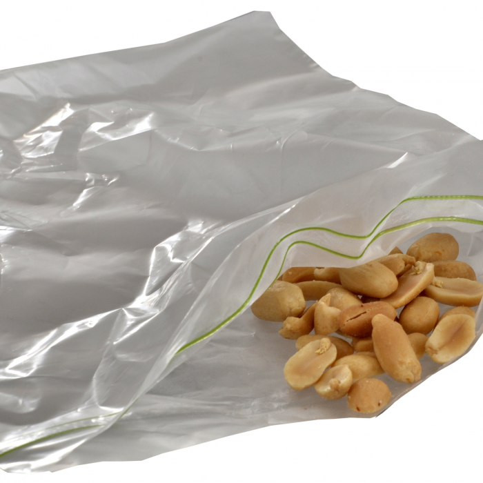 SILVEX SNACK BAG 0,5L 16X15 C/50UN IT