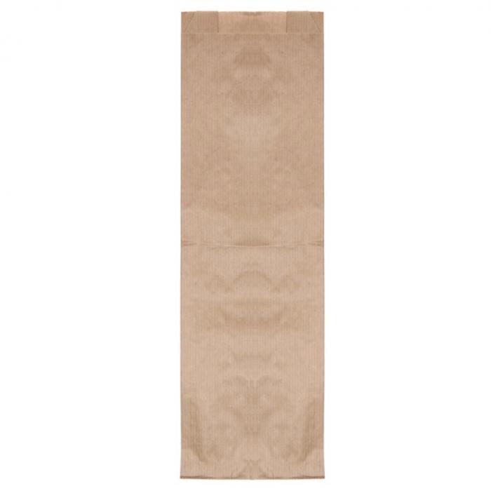 Bolsa de papel Kraft 100 + 60x550mm (200 uds)