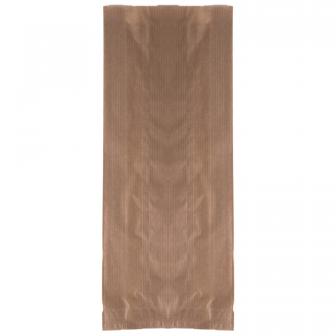 Kraft Paper Bag 100 + 60x260mm (200 pcs)