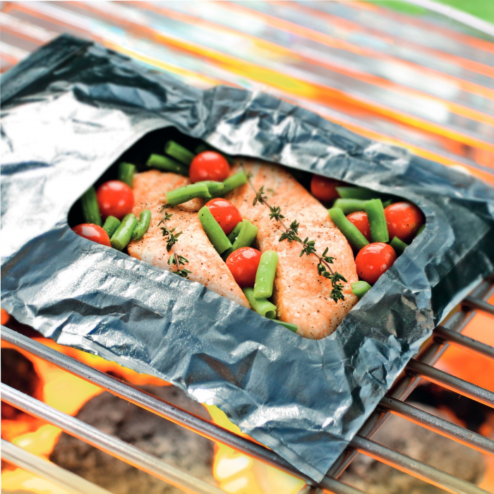 Oven and grill bags (3 units)