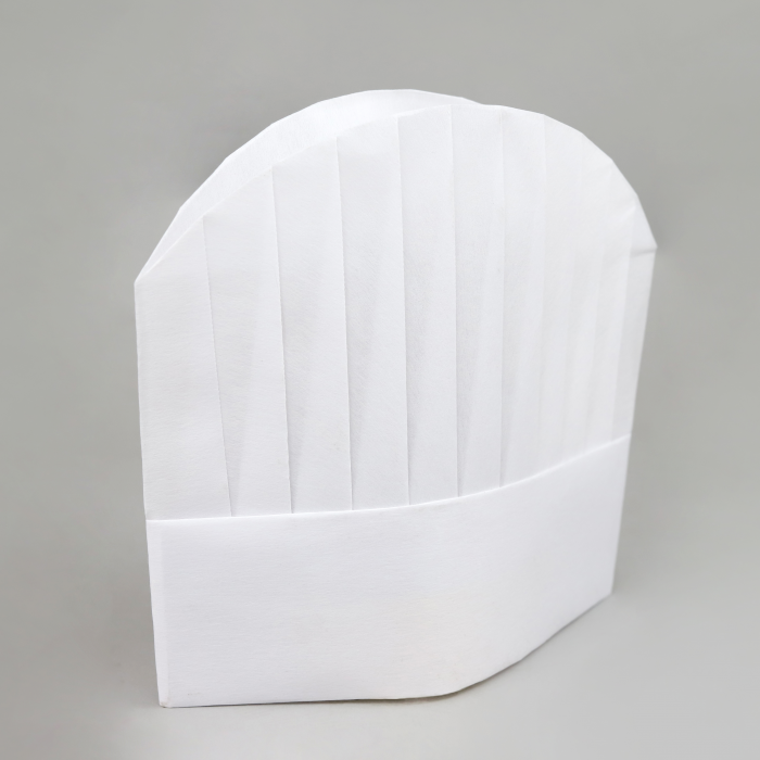 Non-woven Chef Hats (10 units)