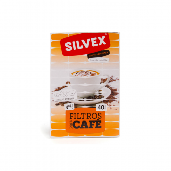 SILVEX FILTRO CAFE Nº 4 IT