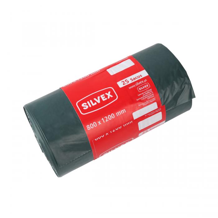 Bolsas para Basura Verdes 170-180L (25 UNI)
