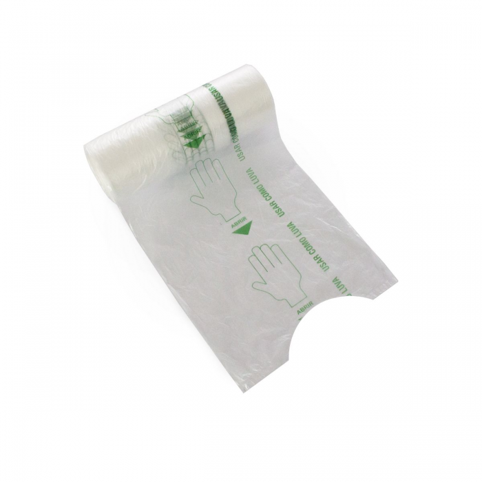 Glove Bag 200x410mm (500 units)