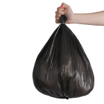Bolsas de basura 100% reciclada 50L (15 unidades)