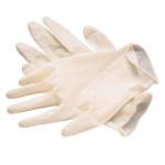 Latex Gloves S/M (10 PCS)