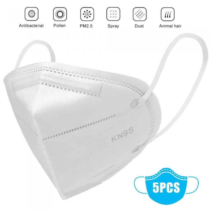 KN95 Masks (5 PCS)