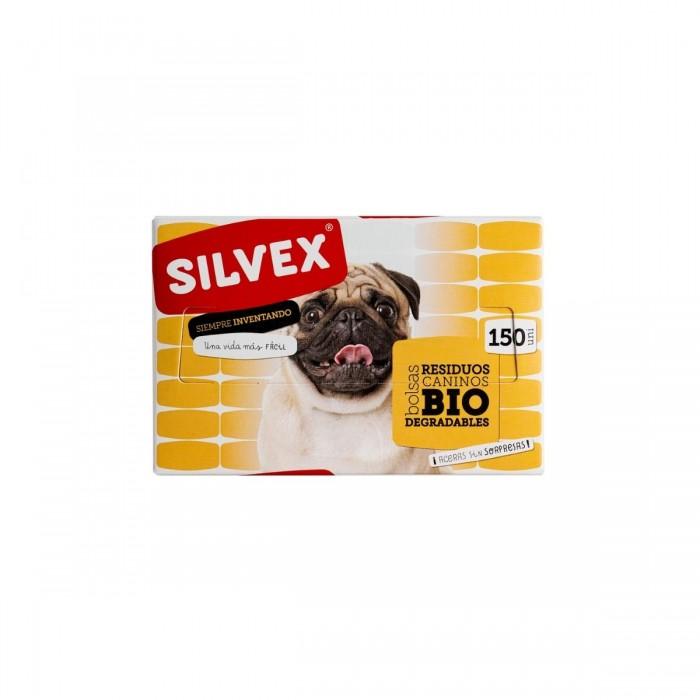 Bolsas Biodegradables para Residuos Caninos (150 UNI)