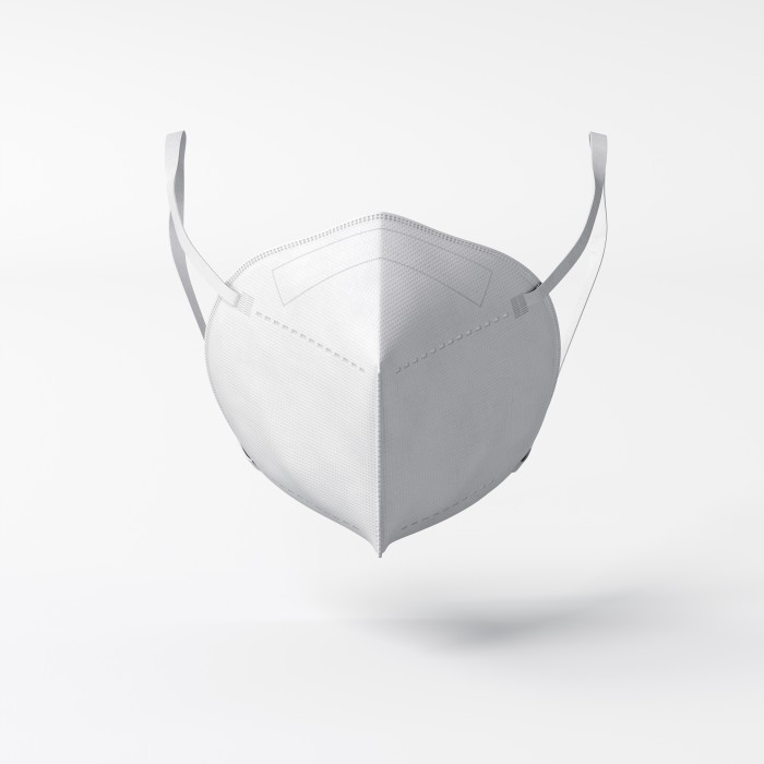 FFP2 White Protection Masks (20 PCS)