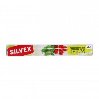 Film Alimentario Biodegradable Superadherente (20 MT)
