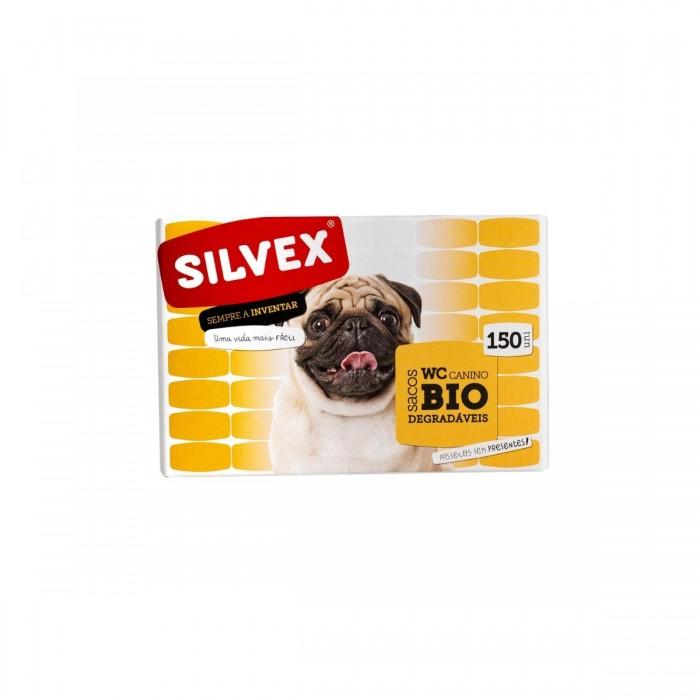 Bolsas 100% Biodegradables para Caca Perros (150 UNI)