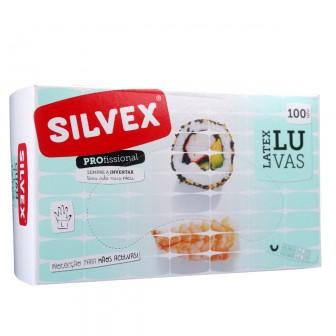 Latex Gloves L (100 PCS)